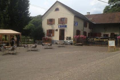 Auberge Saint-Marc, Gueberschwihr, Pays de Rouffach, Vignobles et Châteaux, Haut-Rhin, Alsace