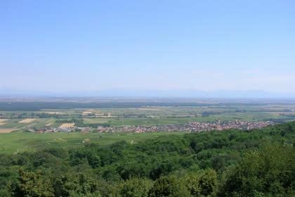 Train Gourmand du Vignoble, Eguisheim, Rouffach, Pays de Rouffach, Vignobles et Châteaux, Haut-Rhin, Alsace