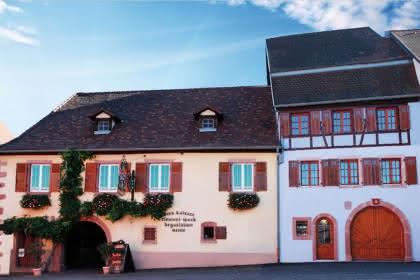 Vin Clément Weck et Fils, Gueberschwihr, Pays de Rouffach Vignobles et Châteaux, Haut-Rhin, Alsace