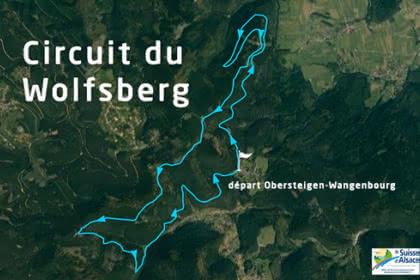 Vue satellite du circuit du Wolfsberg