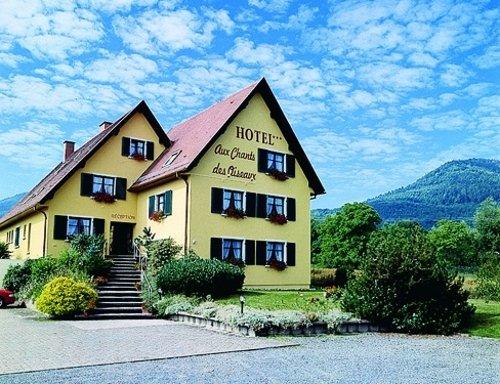 Hôtel au Chant des oiseaux - Ottrott - Alsace