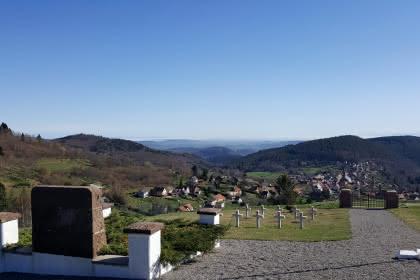 Le cimetière militaire - ©D.Wolff