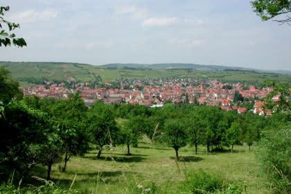 Vue sur Rosheim