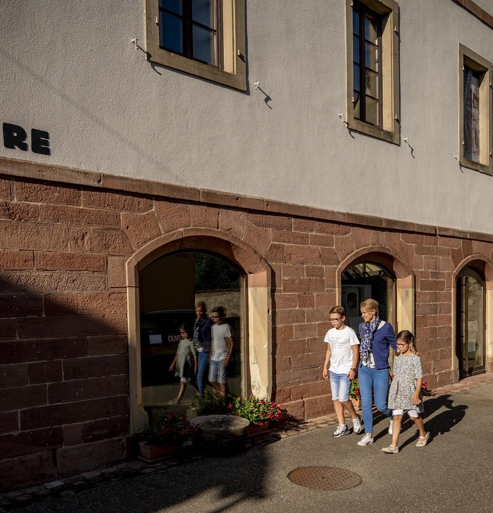 La Maison de la Manufacture - ©S.Spach