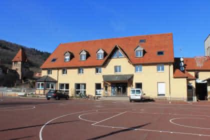 Centre de la randonnée Marcel Rudloff - Châtenois - Bas Rhin - Alsace - Sélestat