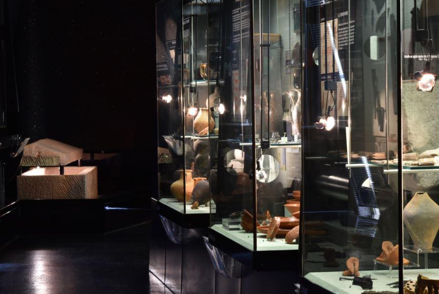 Intaille représentant l'empereur Commode (Cliché Studio A Neuf-Brisach)