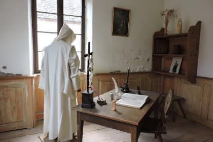 Musée de la Chartreuse à Molsheim - Crédit photo : Office de Tourisme de la Région de Molsheim-Mutzig.