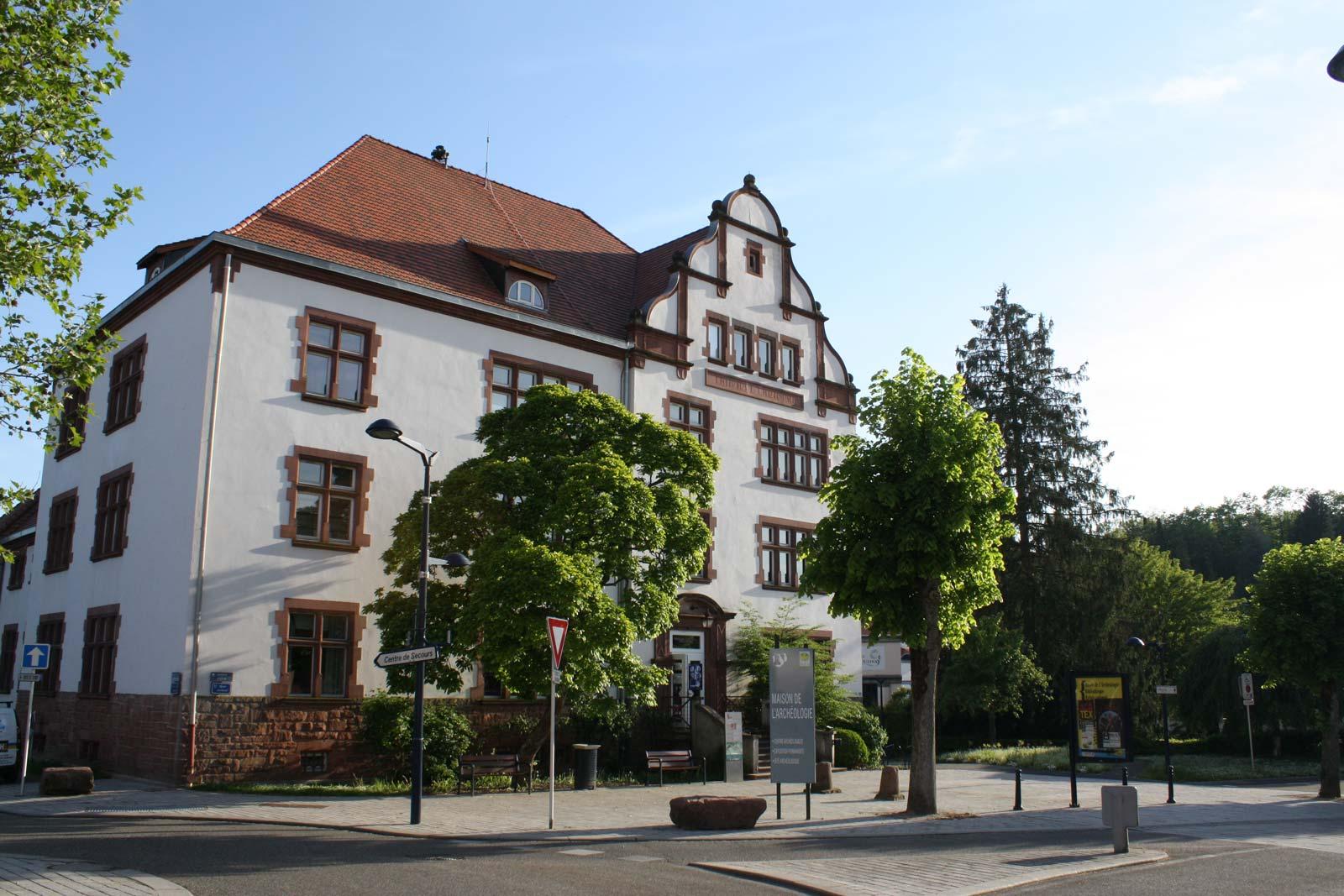 Maison de l'Archéologie, Niederbronn-les-Bains, Alsace