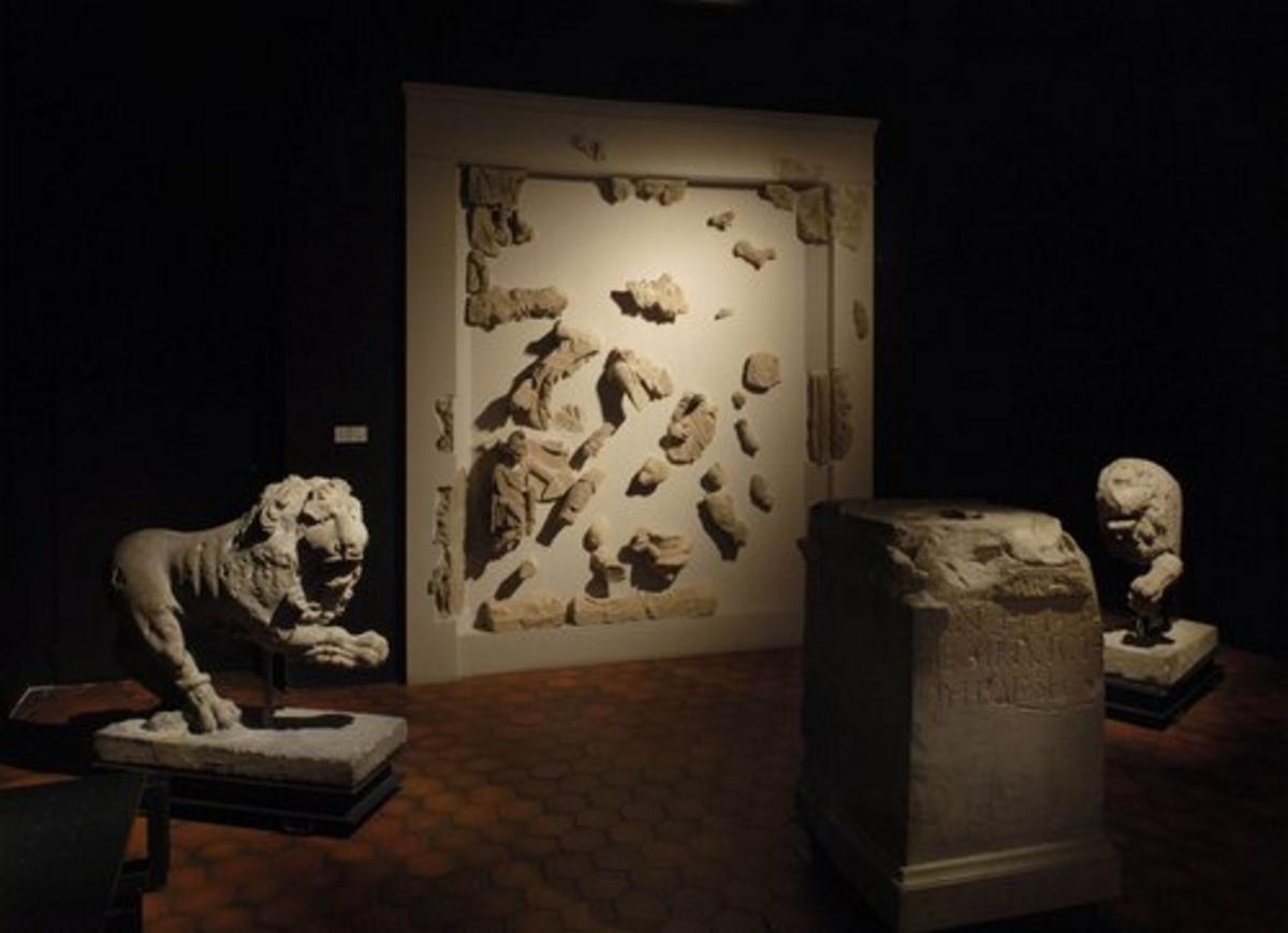 Crédit photo : Musée de la ville de Strasbourg - Mathieu Bertola