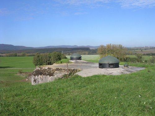 Crédit photo : Fort de Schoenenbourg