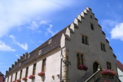 Musée du Bailliage, Rouffach, Pays de Rouffach, Vignobles et Château, Haut-Rhin, Alsace