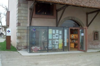 Office de tourisme de l'Alsace Bossue