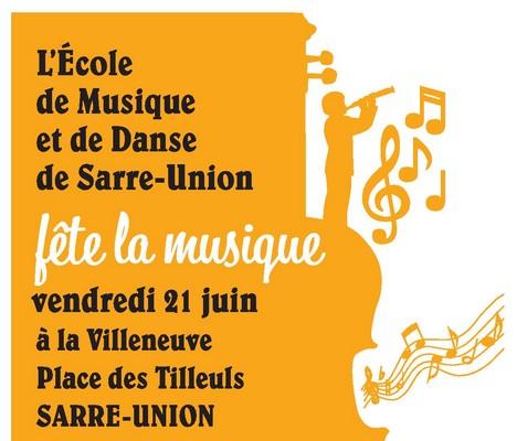 © École de musique et de danse de Sarre-Union