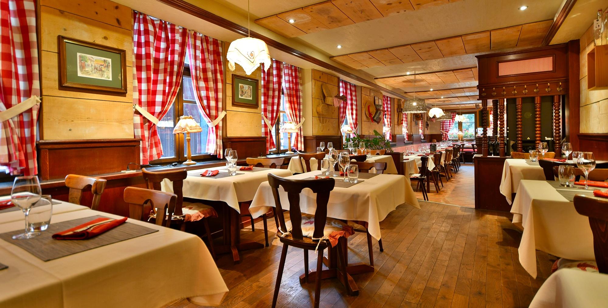 © Restaurant Au Cheval Noir