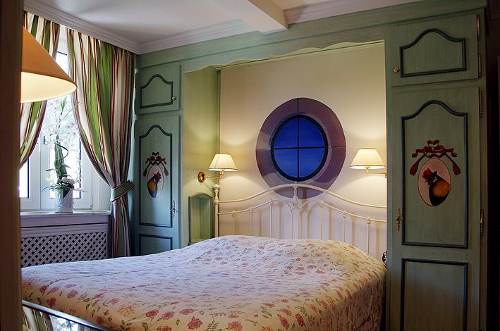 chambre confort à l'hôtel