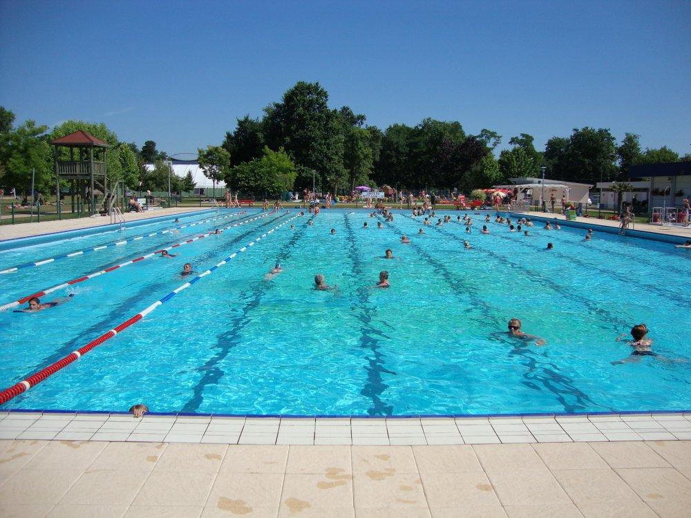 Ouverture piscine plein air intercommunale de bischwiller visit alsace - Piscine clapiers plein air chenes ...