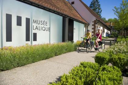 Musée Lalique à Wingen-sur-Moder - INFRA
