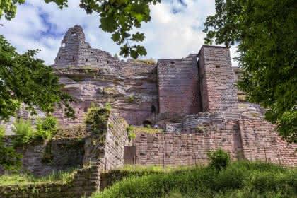 Lembach - Château du Fleckenstein - ©ADT-E.List